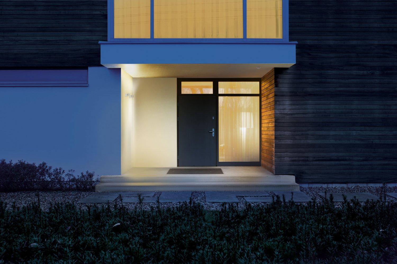 steinel no 006525 bewegungsmelder is 360 3 schwarz 360. Black Bedroom Furniture Sets. Home Design Ideas