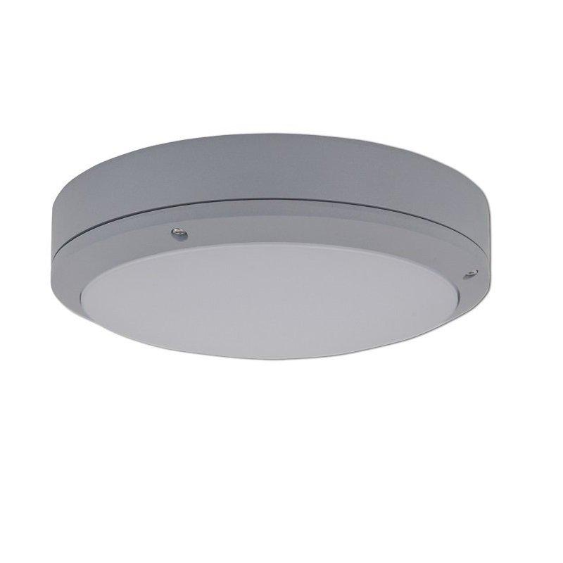 n ve leuchten no 1193316 n led sensor deckenleuchte pune grau ip65 eur 110 84 leuchten. Black Bedroom Furniture Sets. Home Design Ideas
