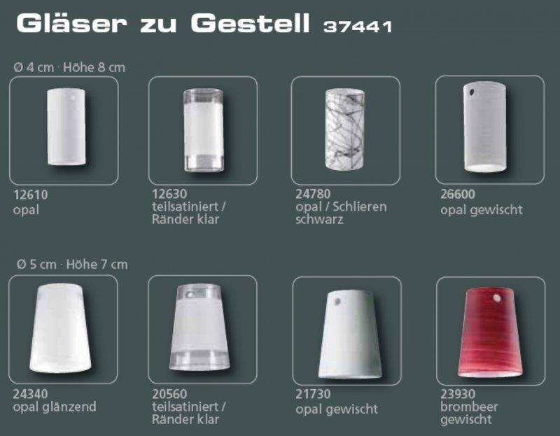 Fischer m6 Glas Lampenschirm No. 12610 Glas Opal, EUR 11 ...
