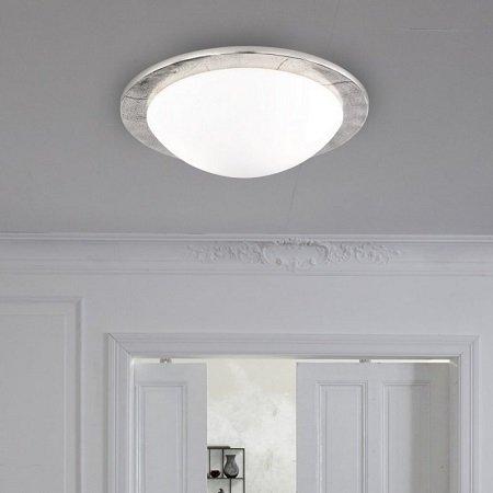 shine alu no 13098 deckenleuchte 2 flammig nickel antik eur 99 00 leuchten lampen led. Black Bedroom Furniture Sets. Home Design Ideas