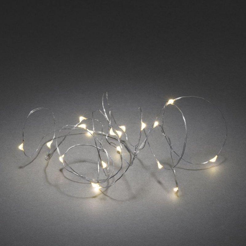 4x LED Lichterkette Lichtschläuche Strip Licht Beleuchtet Weihnachtsdekoration