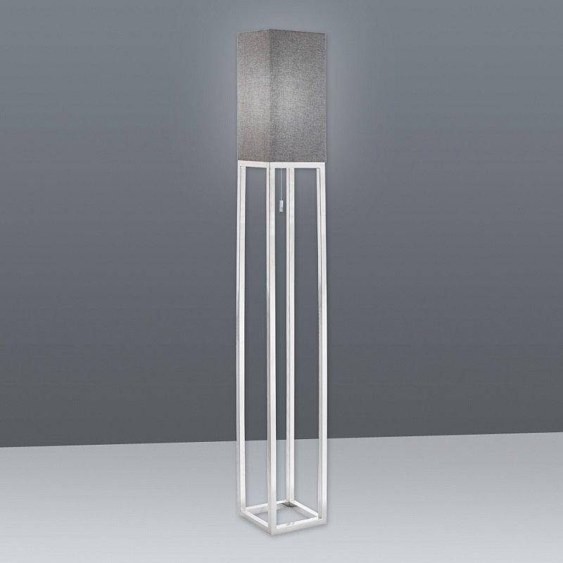 N ve leuchten no 2064816 n e27 stehleuchteleuchte dchrom for Lampen 150 cm