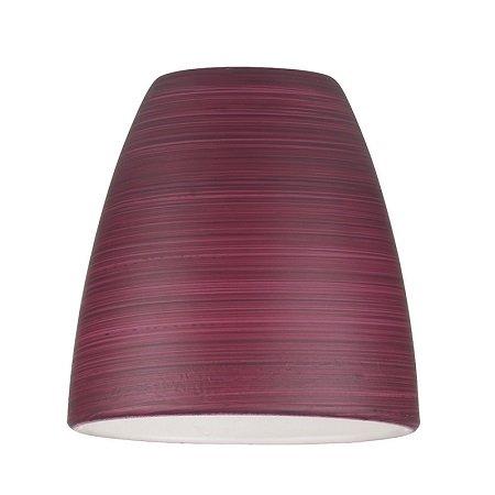 fischer m6 glas lampenschirm no 23020 glas brombeerfarben gewischt eur 10 00 leuchten. Black Bedroom Furniture Sets. Home Design Ideas