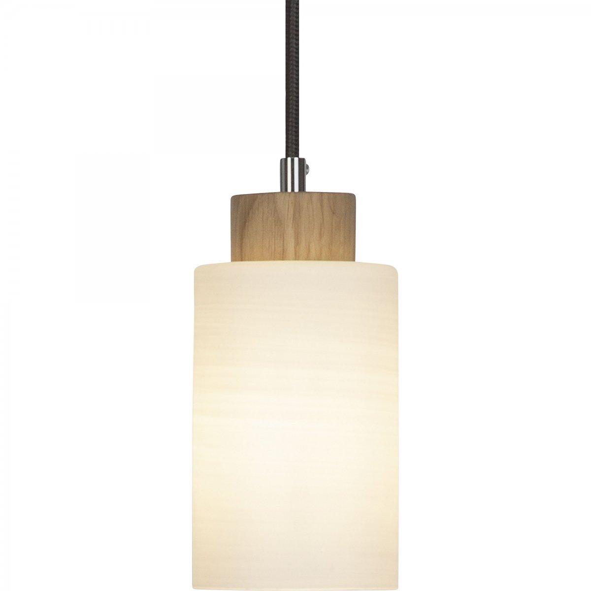 brilliant living leuchten no 23070 35 pendelleuchte nature eiche wei 112 cm eur 44 53. Black Bedroom Furniture Sets. Home Design Ideas
