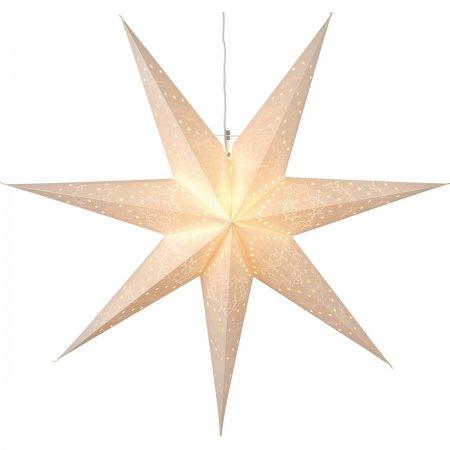 papierstern sensy star 100 farbe creme 231 21 eur 41 60 leuchten lampen online shop. Black Bedroom Furniture Sets. Home Design Ideas