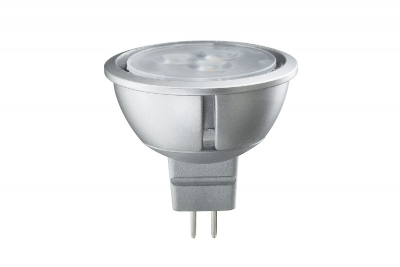 Paulmann no 28146 led premium reflektor 6w gu5 3 dimmbar for Lampen 500 lux