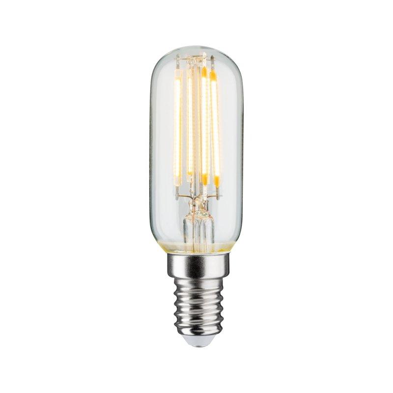 Paulmann No. 28506 LED Retro-Röhre 4,5W E14 Klar Warmweiß dimmbar ...