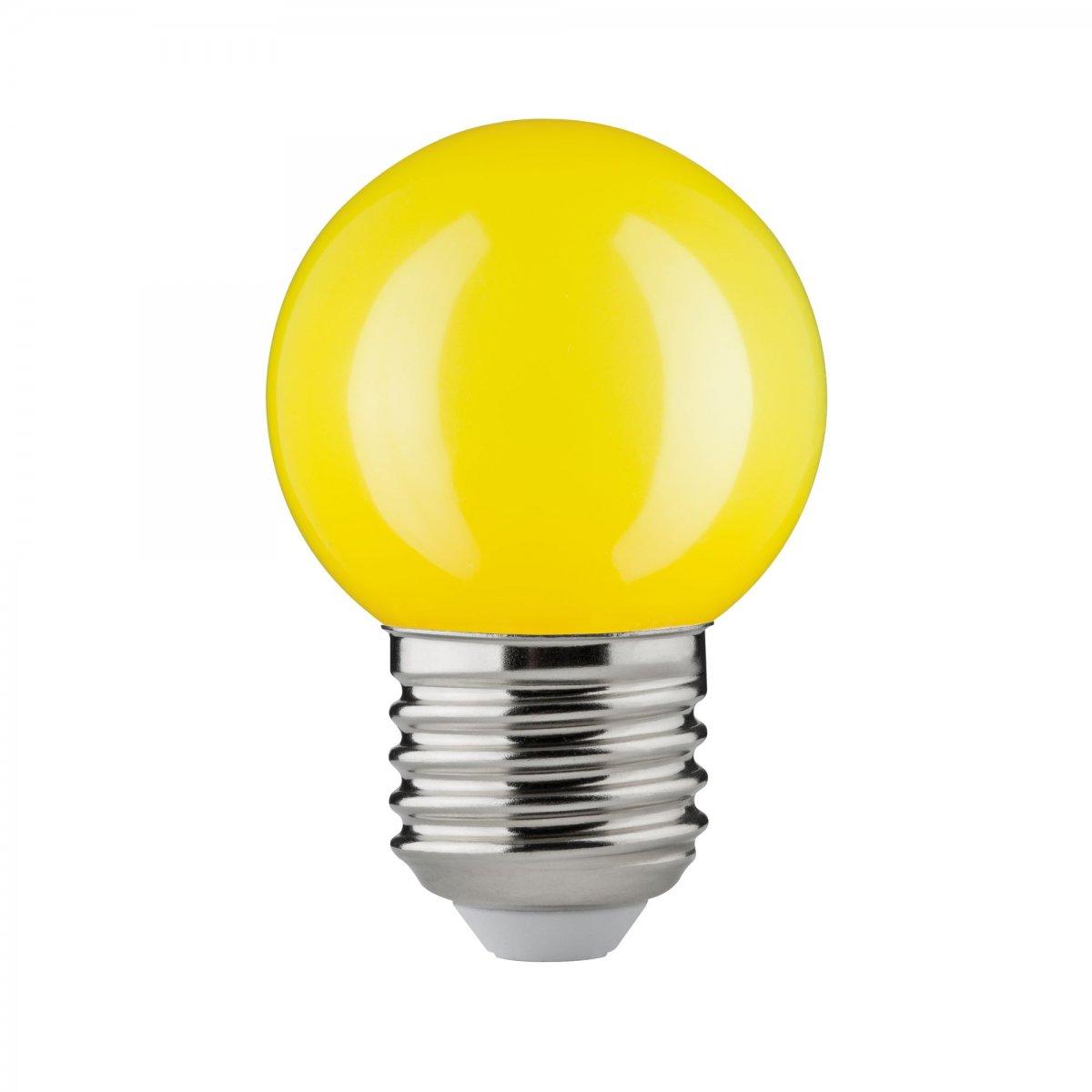 Paulmann No. 28529 LED Tropfen 2 Watt E27 Gelb schlagfest, EUR 3,36 ...