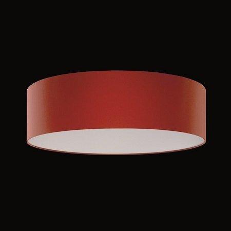 fischer leuchten lampenschirm no 31040 stoff rot 60 cm. Black Bedroom Furniture Sets. Home Design Ideas