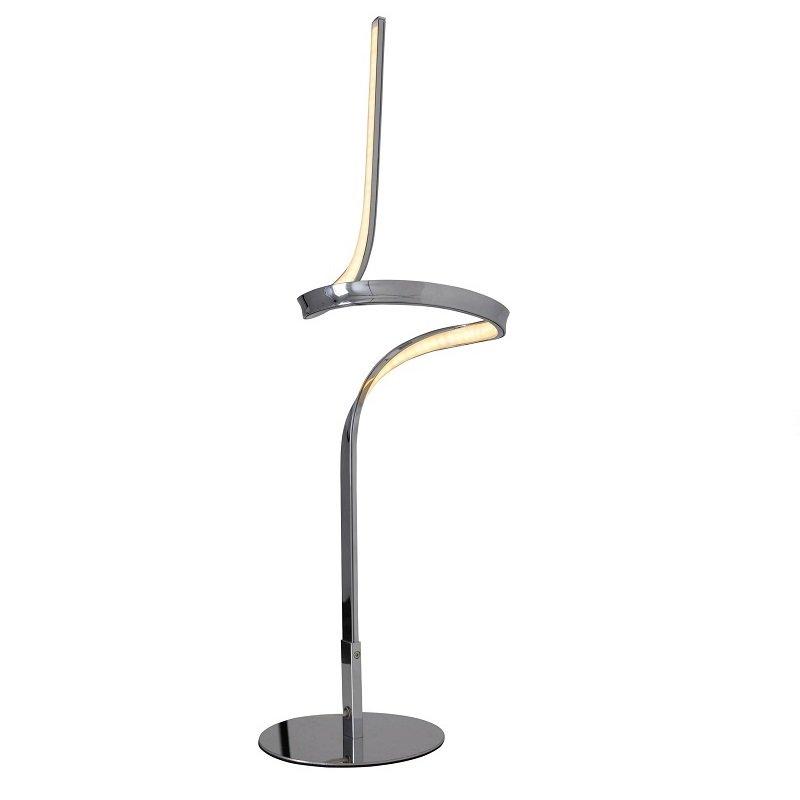 n ve leuchten no 3106542 n led tischleuchte chrom eur 118 13 leuchten lampen led. Black Bedroom Furniture Sets. Home Design Ideas
