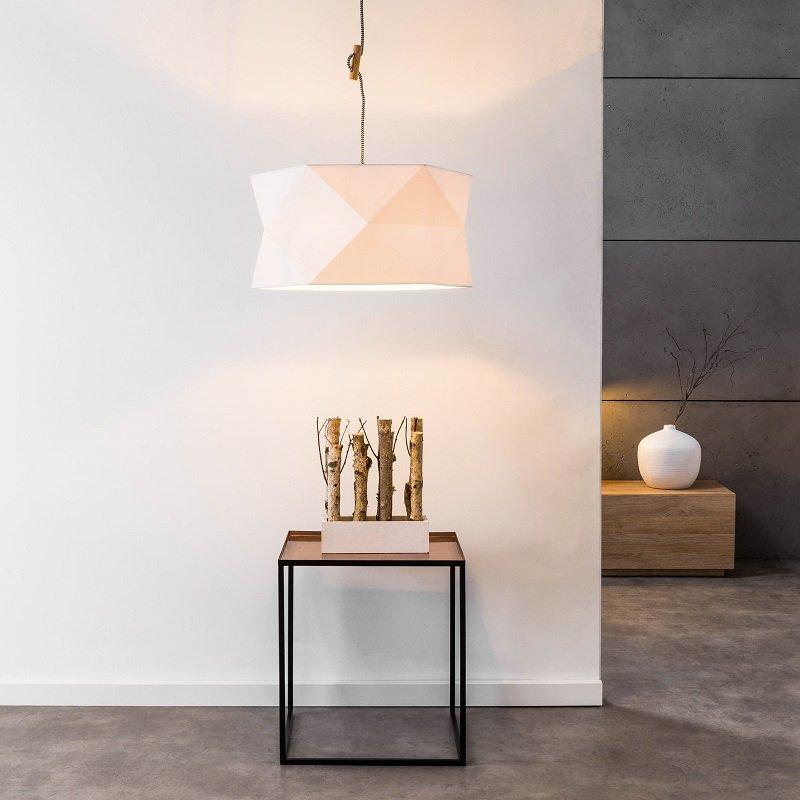 brilliant leuchten no 31970 35 pendelleuchte polygon wei 42 5 cm eur 121 58 leuchten. Black Bedroom Furniture Sets. Home Design Ideas