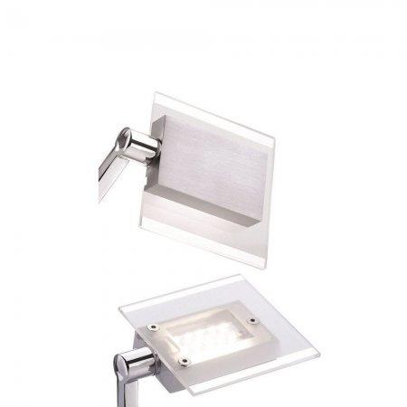 fischer m6 led 7 no 32300 glasblende teillackiert rand. Black Bedroom Furniture Sets. Home Design Ideas
