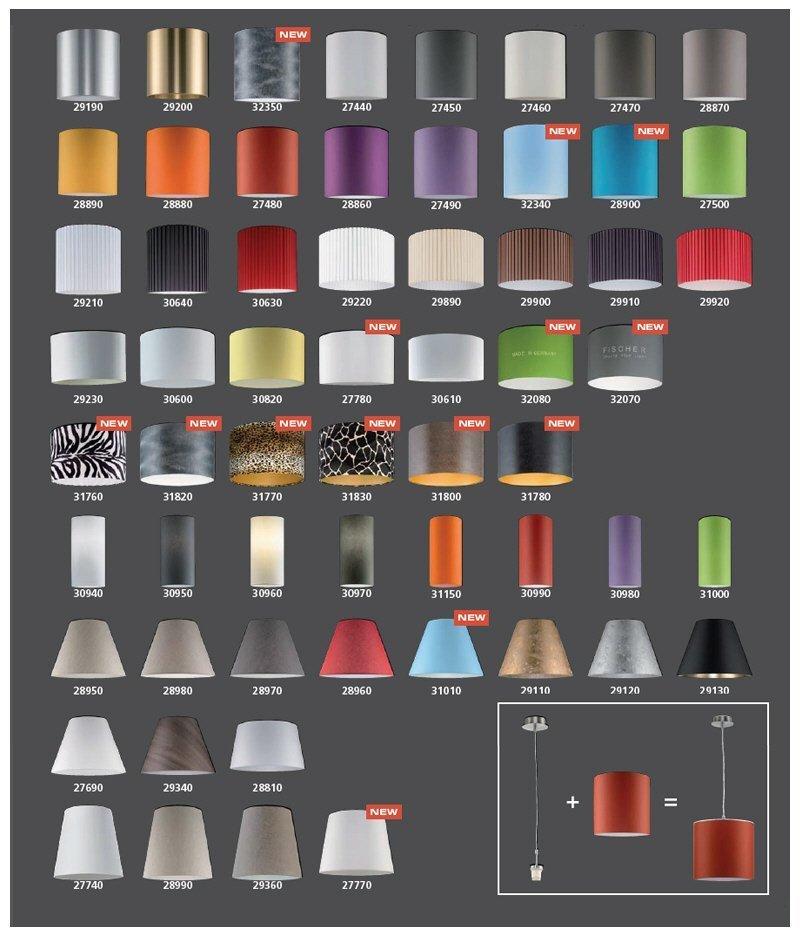 fischer leuchten lampenschirm no 33140 stoff blattgold. Black Bedroom Furniture Sets. Home Design Ideas