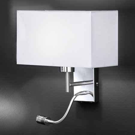 honsel leuchten no 39361 h wandleuchte kempten led. Black Bedroom Furniture Sets. Home Design Ideas