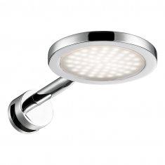 wofi leuchten led spiegelleuchte spa line pax chrom 1 flammig ip44 eur 59 90 leuchten. Black Bedroom Furniture Sets. Home Design Ideas