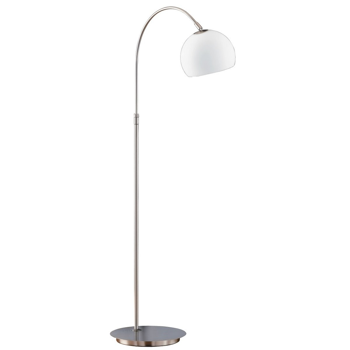 honsel leuchten no 49191 h stehleuchte bow mattnickel eur 105 25 leuchten lampen led. Black Bedroom Furniture Sets. Home Design Ideas