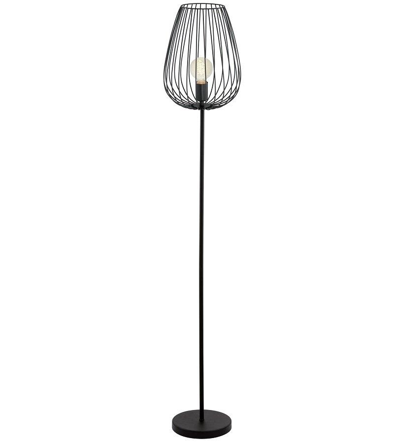eglo leuchten stehleuchte e27 no 49474 eg vintage newton. Black Bedroom Furniture Sets. Home Design Ideas