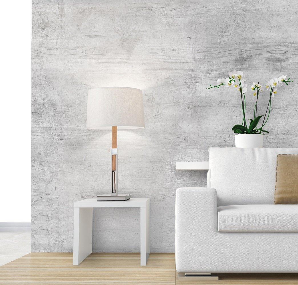 Tischleuchte Honsel Mühlhausen 50117 Lampe Höhenverstellbar Schnurschalter