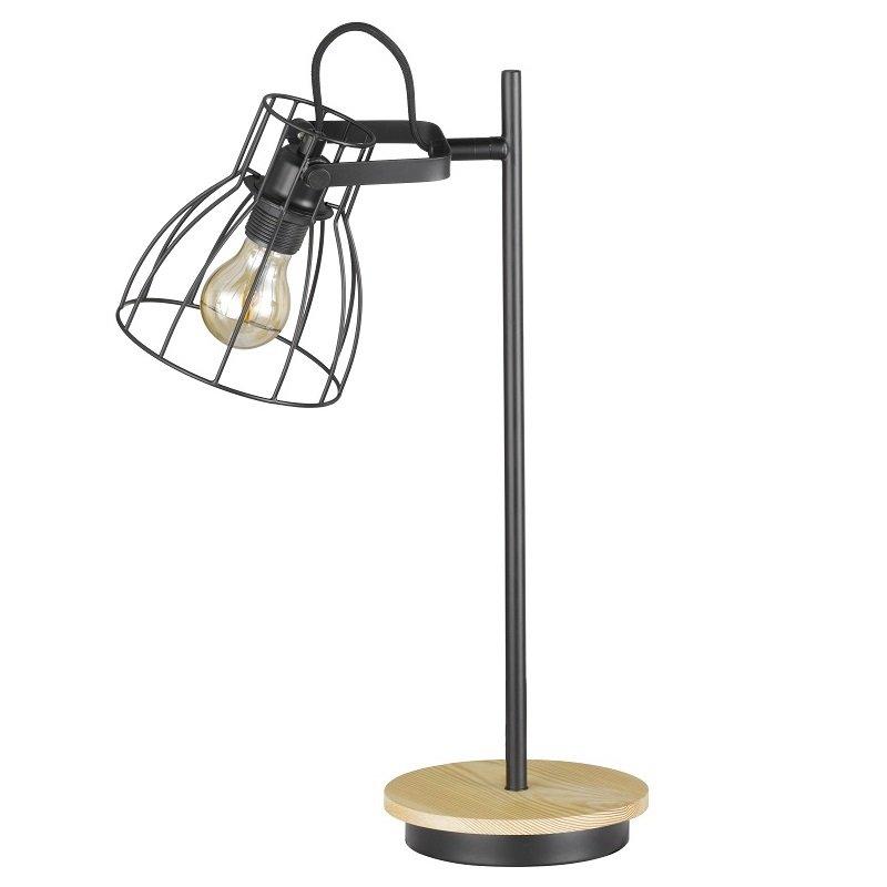 Wohnzimmerlampen Flurleuchten Nachttischlampen Goldene LED Tischleuchte 51cm