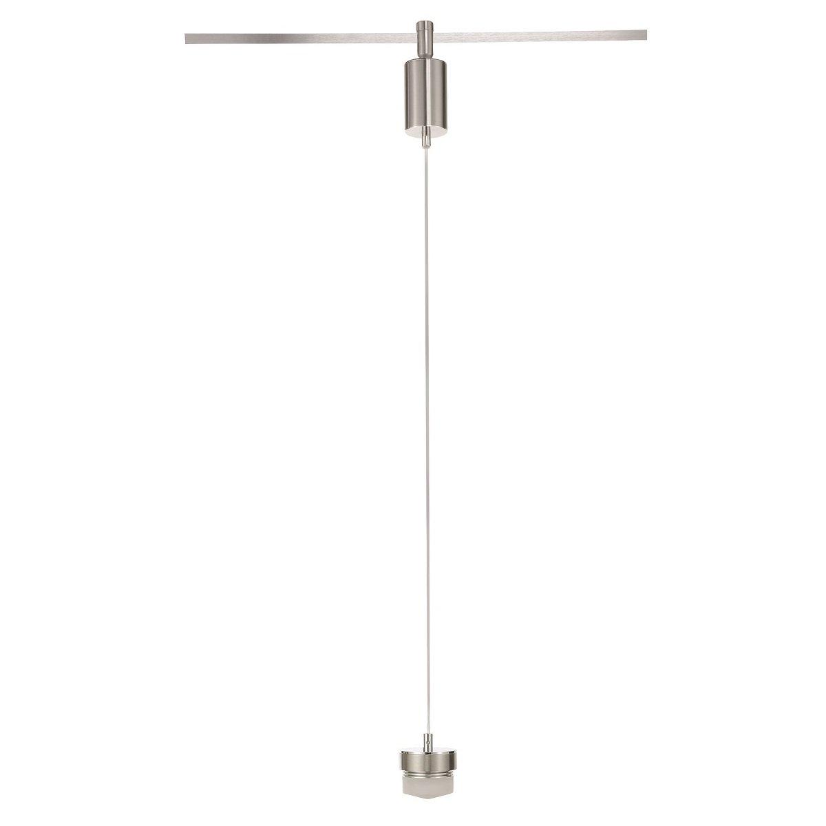 fischer m6 hv track 3 no 54961 pendel 1 flammig led. Black Bedroom Furniture Sets. Home Design Ideas