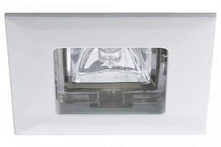Paulmann No. 5700 Einbauleuchte Premium Line Quadro Weiß