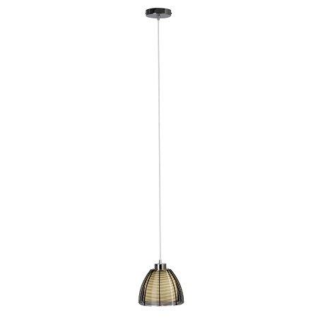 brilliant living leuchten no 61170 76 pendelleuchte relax chrom schwarz 19 5 cm eur 61 86. Black Bedroom Furniture Sets. Home Design Ideas
