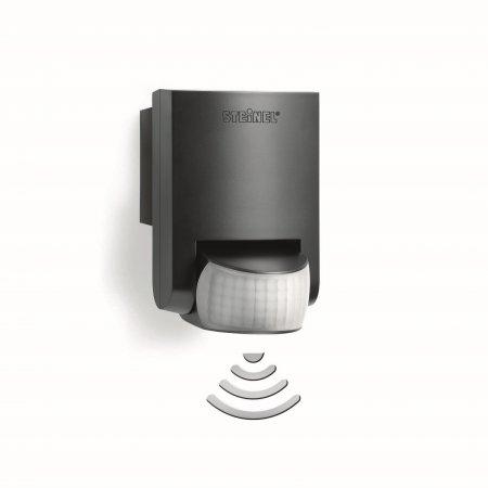 steinel no 660215 bewegungsmelder is 130 2 schwarz infrarot. Black Bedroom Furniture Sets. Home Design Ideas