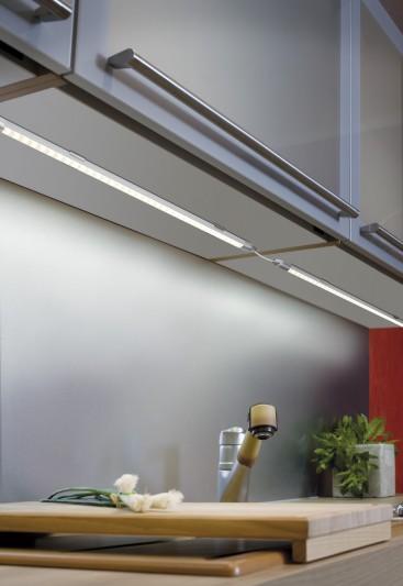 paulmann no 70284 led lichtleiste linklight basisset. Black Bedroom Furniture Sets. Home Design Ideas