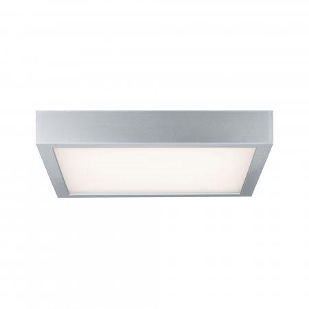 Favorit Paulmann No. 70386 Deckenleuchte Space LED Panel 16,5W Chrom matt SK53