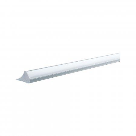 paulmann no 70439 corner profil 200 cm grau kunststoff eur 29 39 leuchten lampen led. Black Bedroom Furniture Sets. Home Design Ideas