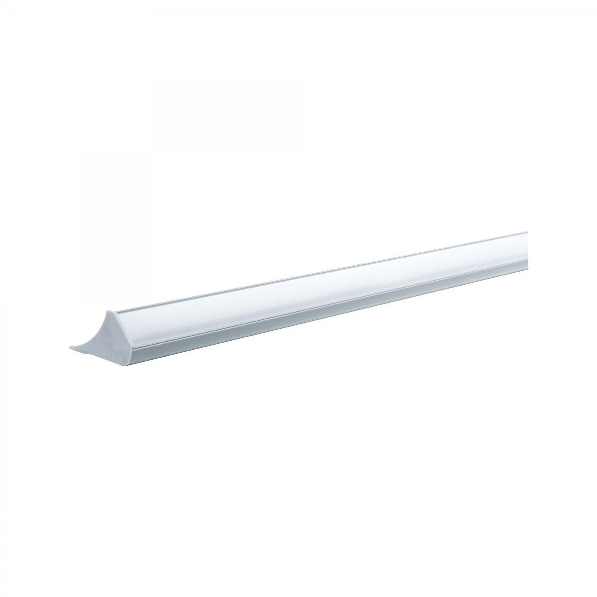 raumbeleuchtung corner profil mit yourled led stripes gesucht hier finden sie. Black Bedroom Furniture Sets. Home Design Ideas