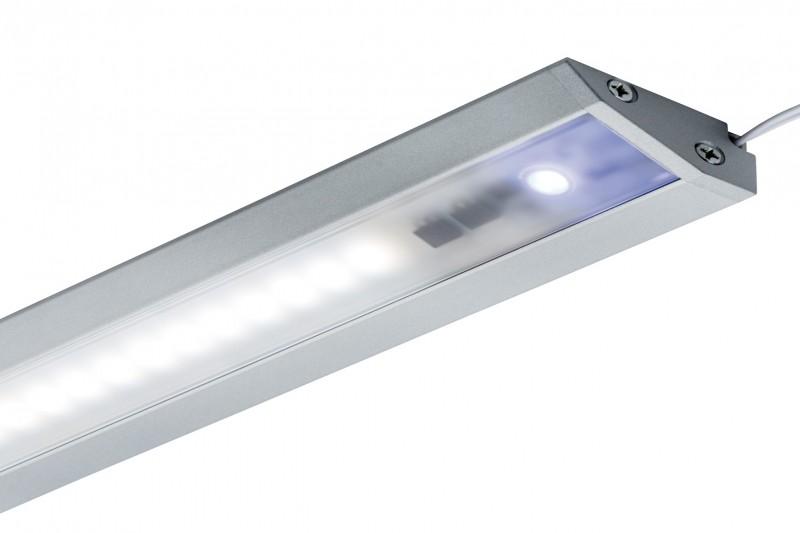 paulmann no 70596 led lichtleiste changeline 50 cm mit blau leuchtendem touch schalter eur 38. Black Bedroom Furniture Sets. Home Design Ideas