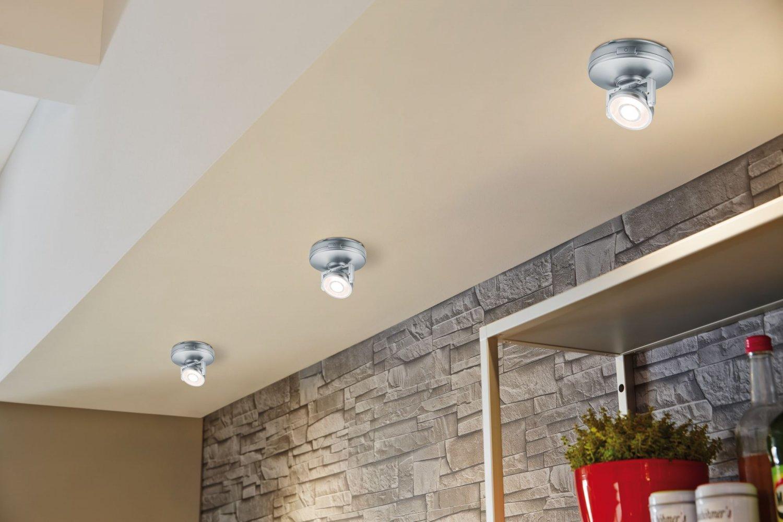 paulmann no 70637 led schrankleuchte rotate spot mit dimmfunktion eur 13 99 leuchten. Black Bedroom Furniture Sets. Home Design Ideas