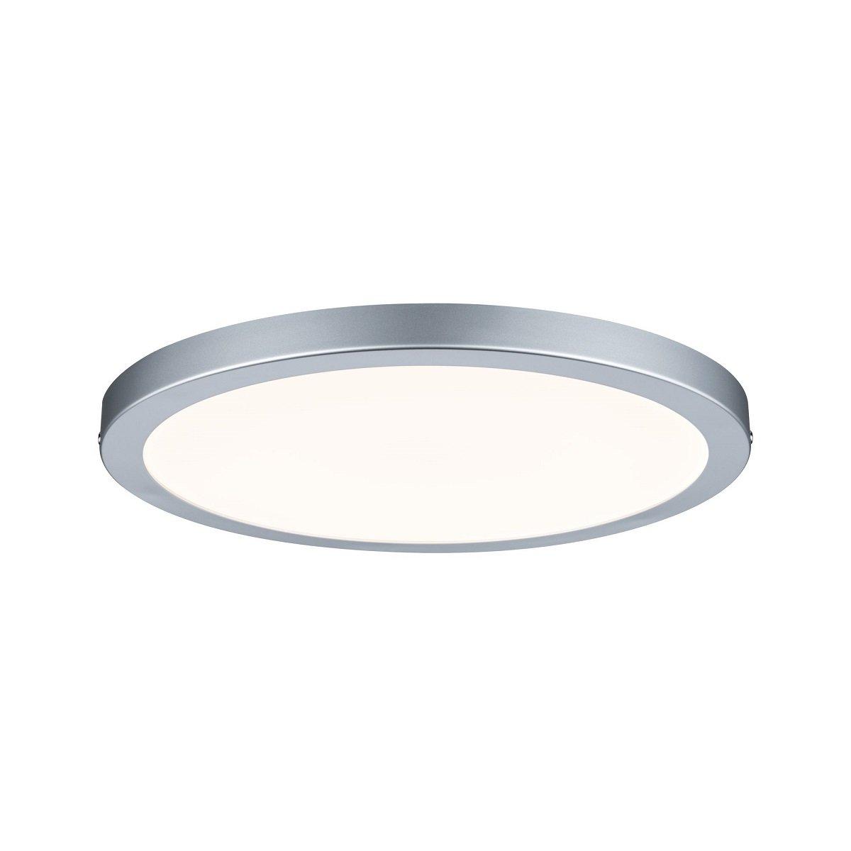 Led Lampen Panel : Paulmann no led panel atria w chrom matt dimmbar eur