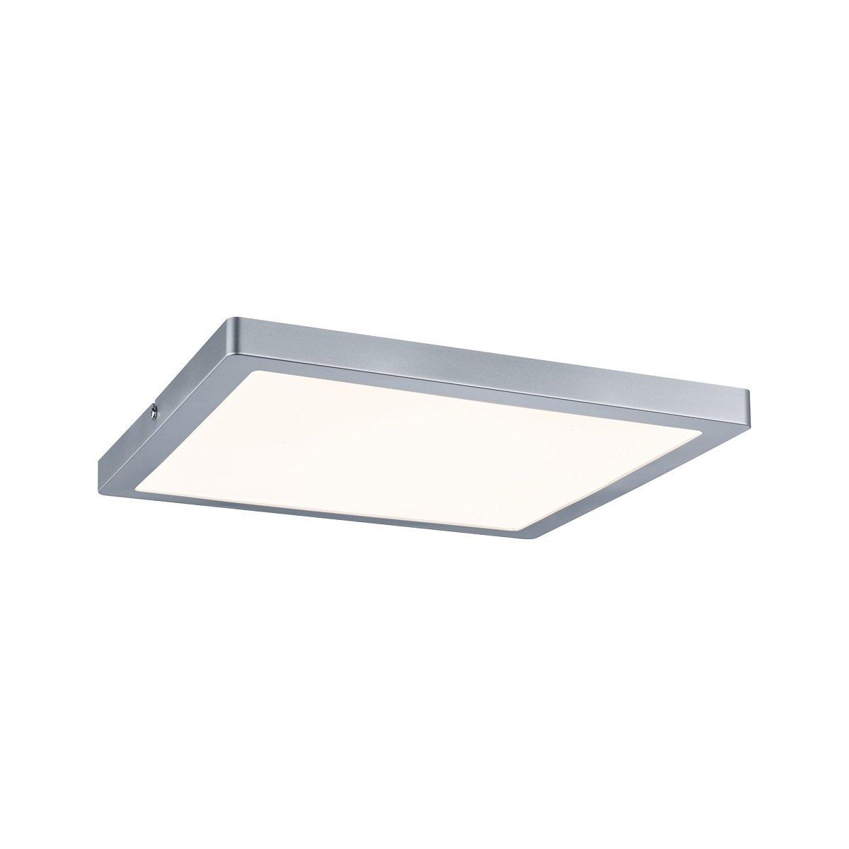 paulmann no 70867 led panel atria eckig 24w chrom matt dimmbar eur 38 49 leuchten lampen. Black Bedroom Furniture Sets. Home Design Ideas
