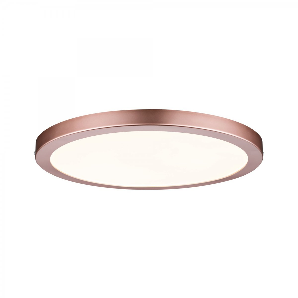 Paulmann No 70872 Led Panel Atria 22w Rosegold Dimmbar Eur 42 89