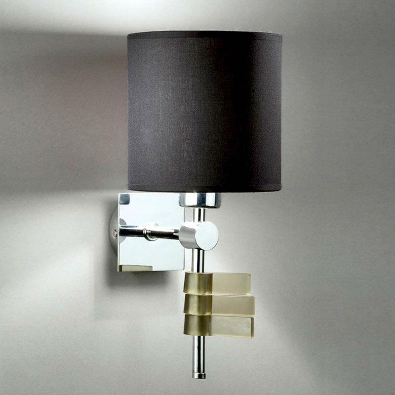 wandleuchte edition glas kristall no 73909 lk shamen eur 169 00 leuchten lampen led. Black Bedroom Furniture Sets. Home Design Ideas