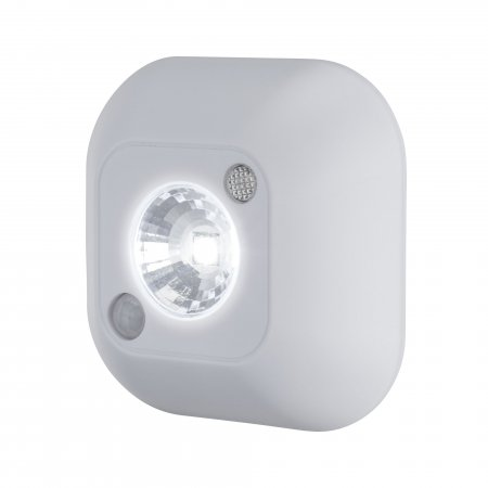 paulmann no 78971 wandleuchte led motion sensor light wei mit batterie eur 6 99 leuchten. Black Bedroom Furniture Sets. Home Design Ideas