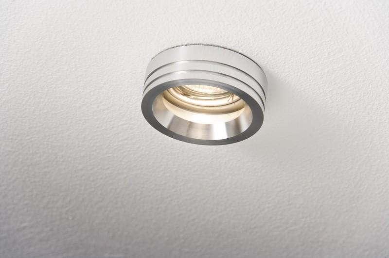 paulmann no 92550 einbauleuchte premium line curl halogen 51mm alu schwenkbar eur 19 59. Black Bedroom Furniture Sets. Home Design Ideas