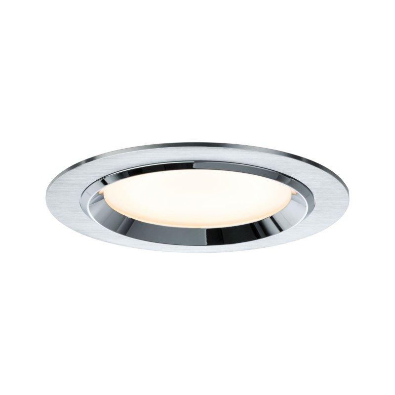Dot Light Lampen : Paulmann no. 92694 einbauleuchten set premium line dot led alu