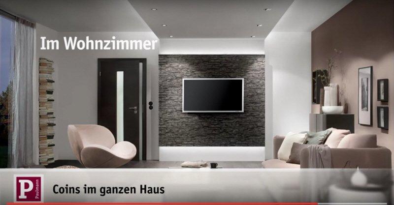 paulmann no 92759 einbauleuchten set premium line coin 6 8 w led chrom 3er set eur 25 98. Black Bedroom Furniture Sets. Home Design Ideas