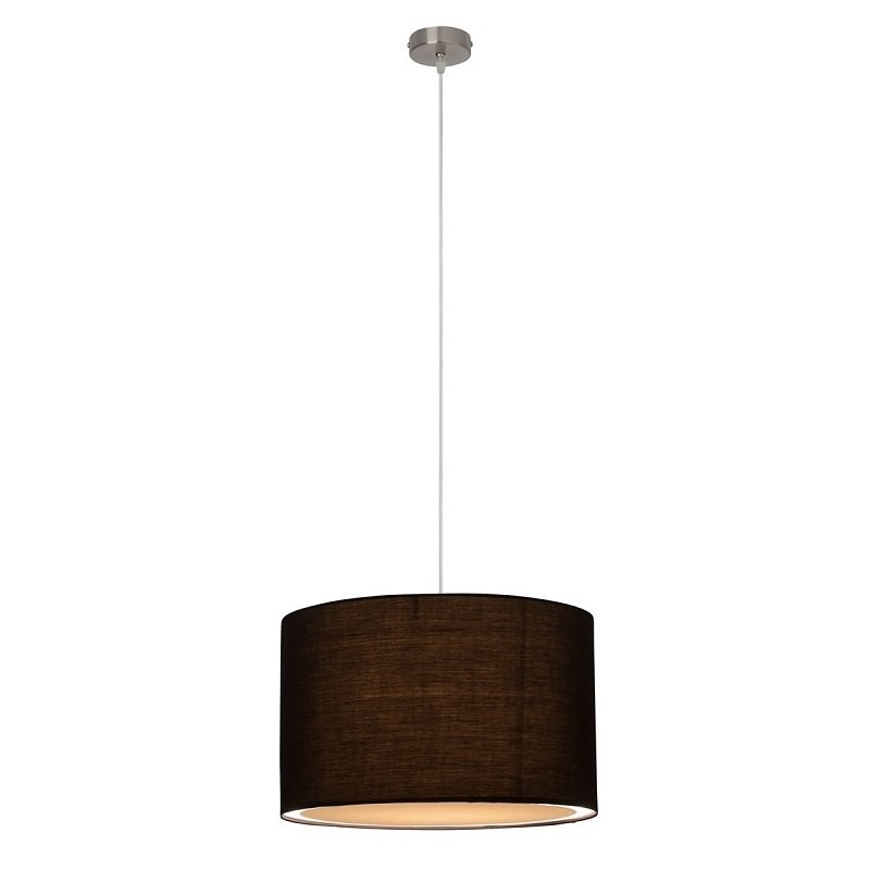 brilliant leuchten no 93374 06 pendelleuchte claire 1 flammig schwarz eur 49 48 leuchten. Black Bedroom Furniture Sets. Home Design Ideas