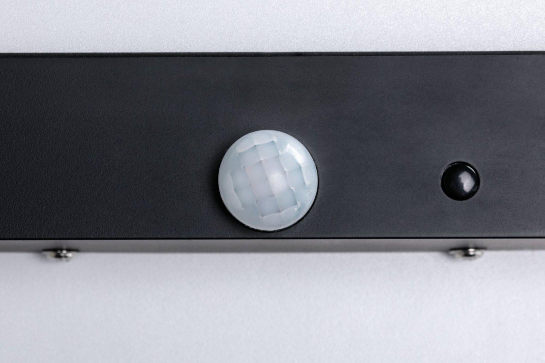 Paulmann No 94256 Outdoor Led Panel Hausnummer Ip44 Mit Sensor 13w Anthrazit