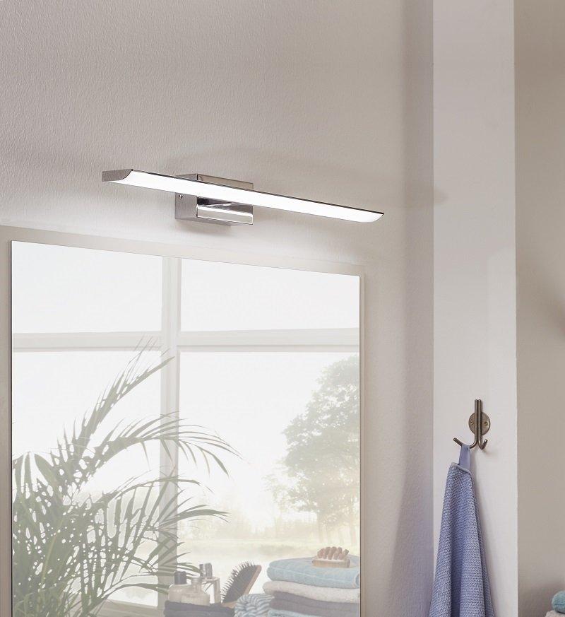 eglo leuchten spiegelleuchte led no 94615 eg bad und. Black Bedroom Furniture Sets. Home Design Ideas