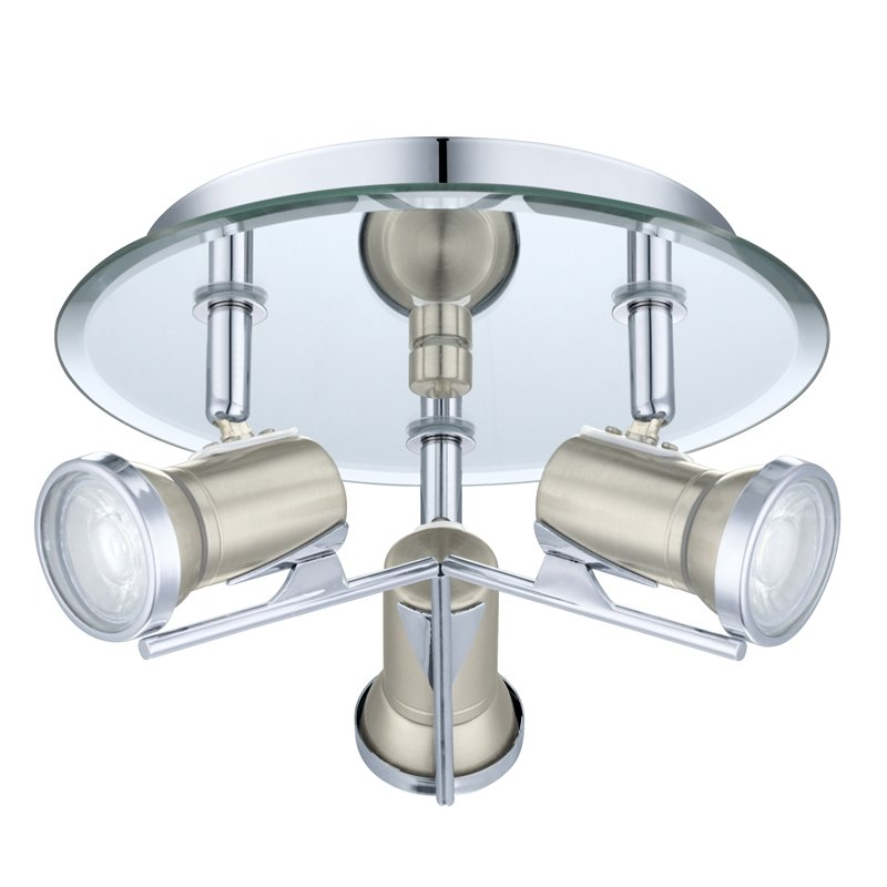 EGLO Leuchten Spot LED No. 94984-EG Bad- und Spiegelleuchte TAMARA ...