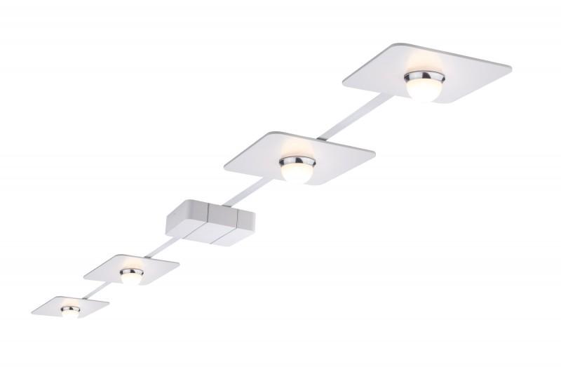 Paulmann No. 95075 Aufbau-Lichtsystem LED 4x10W, PadLED 2x36VA 700mA ...