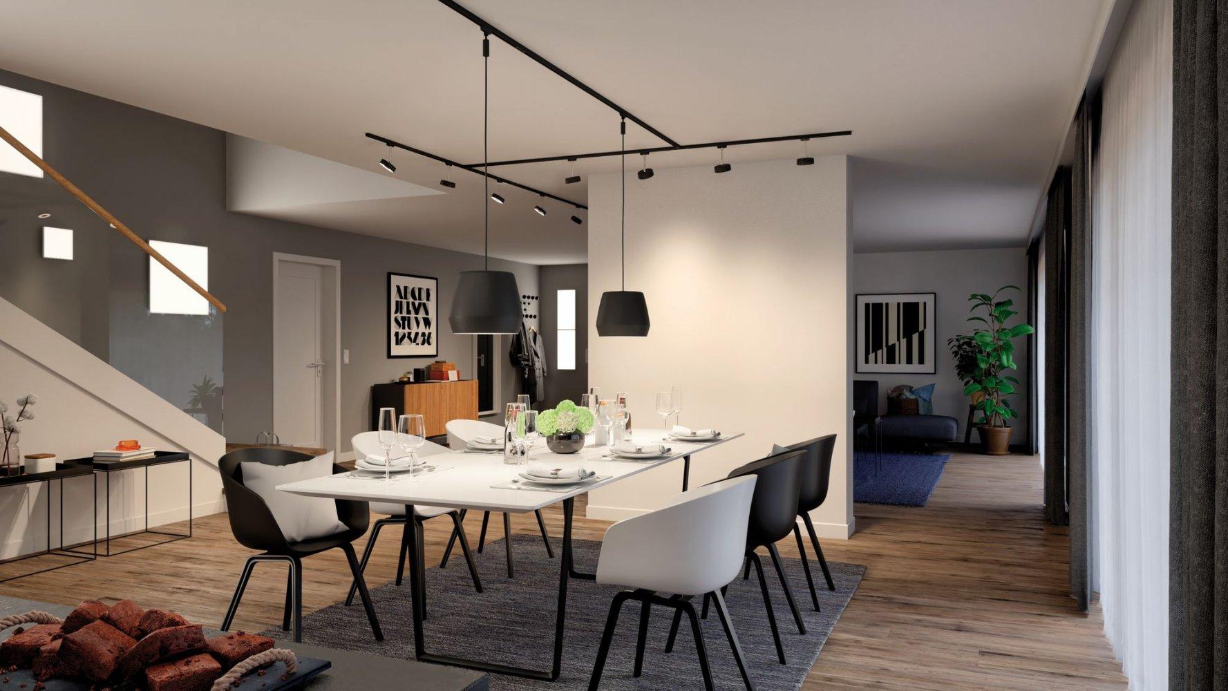 paulmann no 95136 urail schienensystem verbinder starr 230v f r wei chrom matt eur 10 21. Black Bedroom Furniture Sets. Home Design Ideas