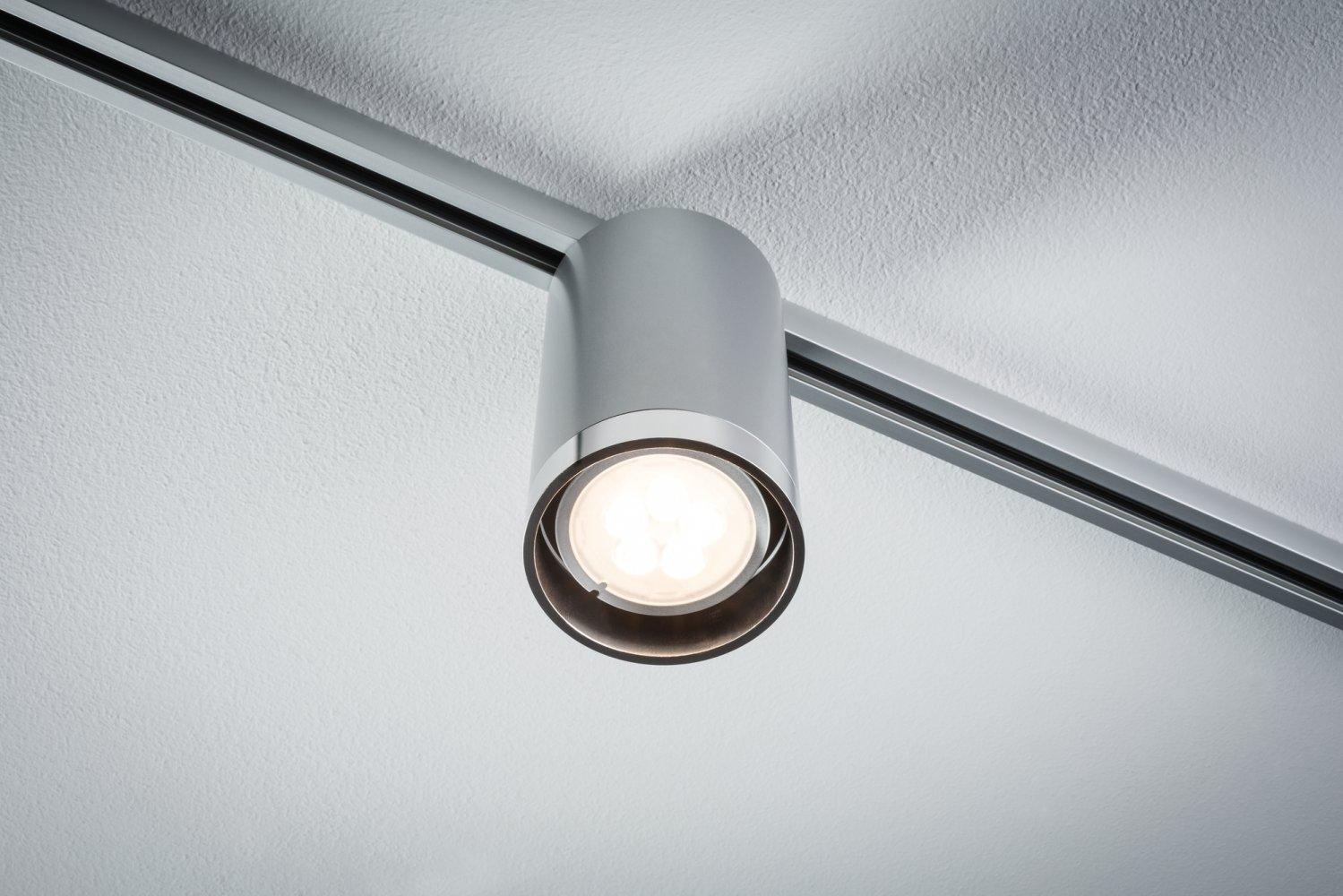 paulmann no 95285 urail led spot 1x6 5w tube 230v. Black Bedroom Furniture Sets. Home Design Ideas