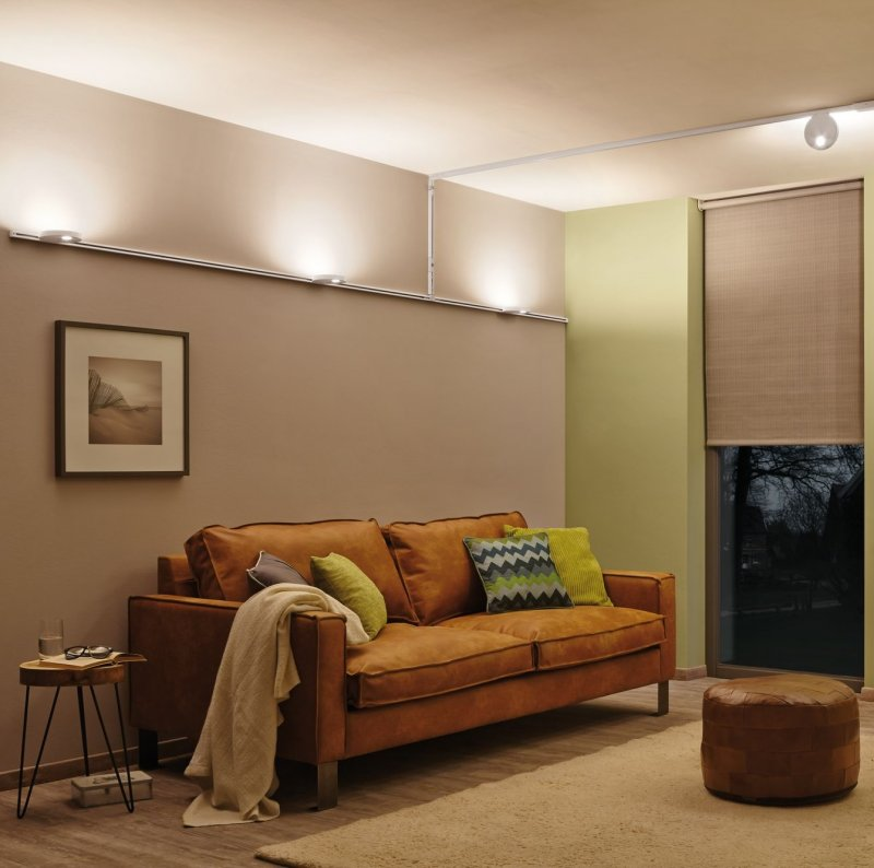 paulmann design urail no 95321 urail led spot uplight. Black Bedroom Furniture Sets. Home Design Ideas