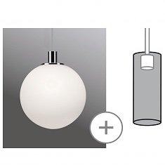 suchen sie gro e lampenschirme f r das urail schienensystem jetzt lampenschirme. Black Bedroom Furniture Sets. Home Design Ideas